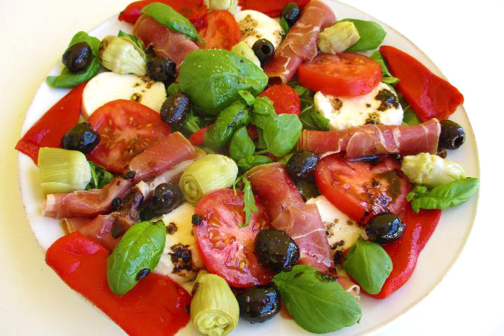 Antipasto-all'italienne